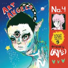 GRIMES『Art Angels』(4AD : Hostess).jpg