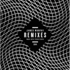James Murphy『Remixes Made With Tennis Data』.jpeg