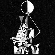 King Krule『6 Feet Beneath The Moon』.jpg