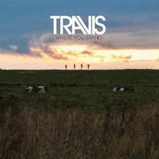 TRAVIS『Where You Stand』(Red Telephone BoxHostess).jpg