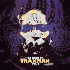 TRAXMAN『Da Mind Of Traxman Vol.2』.jpg